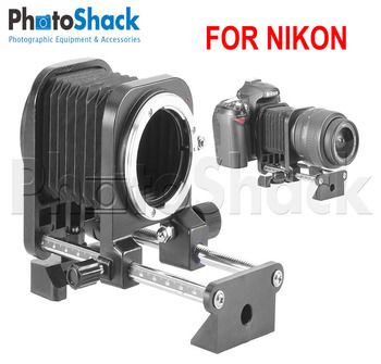 Macro Extension Bellows for Nikon