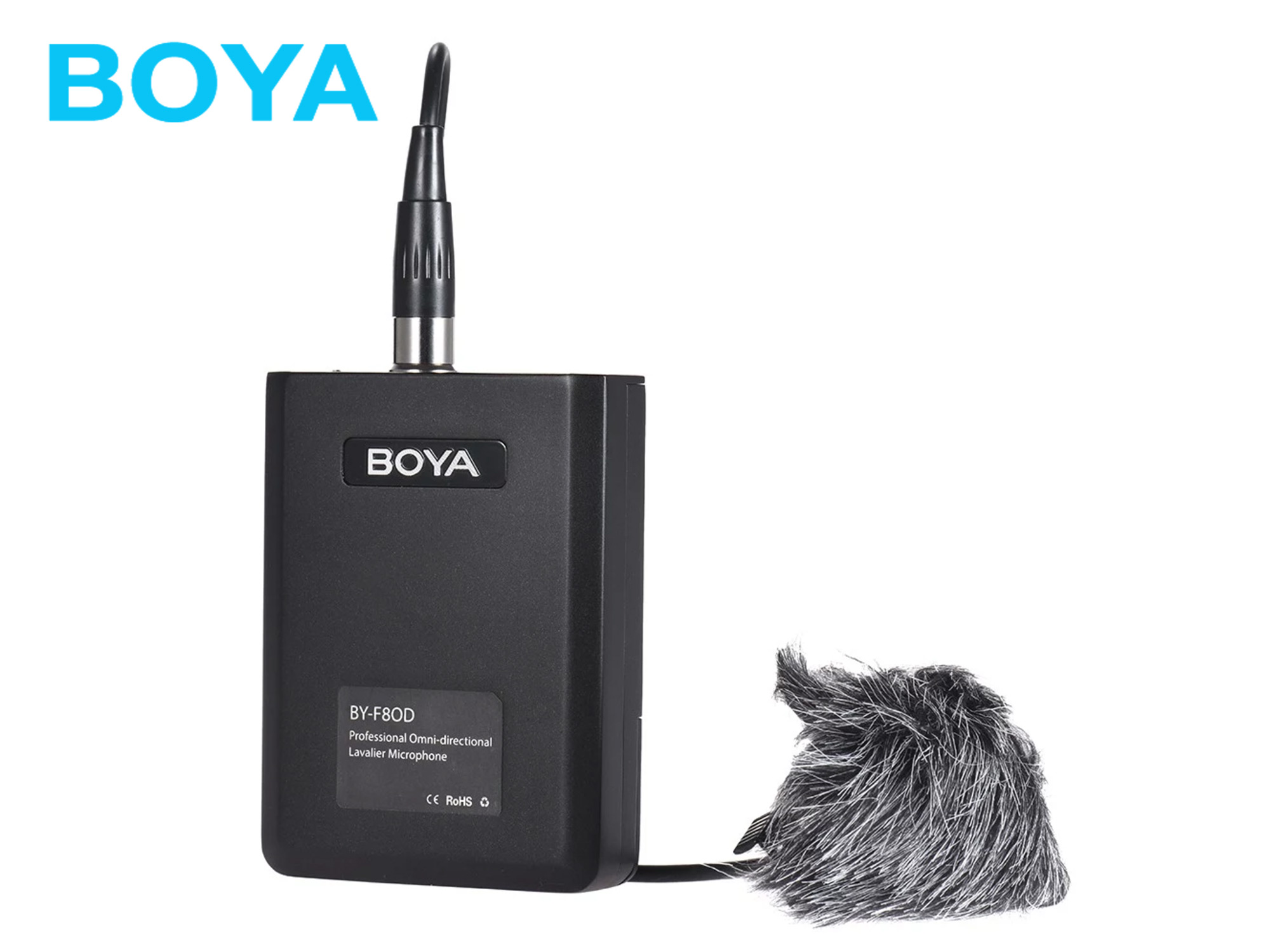 Boya BY-F8OD Professional Omni-Directional Condenser Microphone