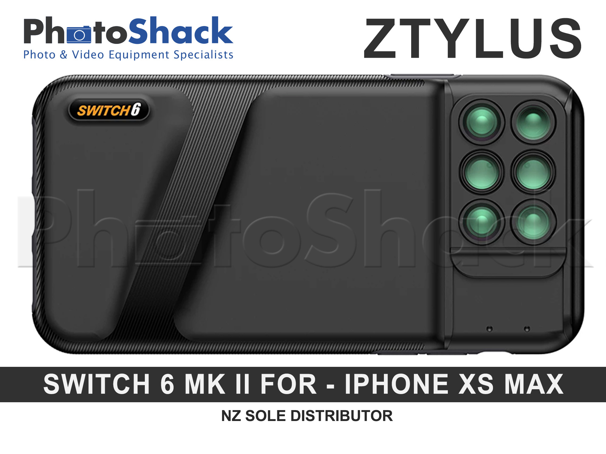 Ztylus Switch 6 MK II For iPhone XS MAX