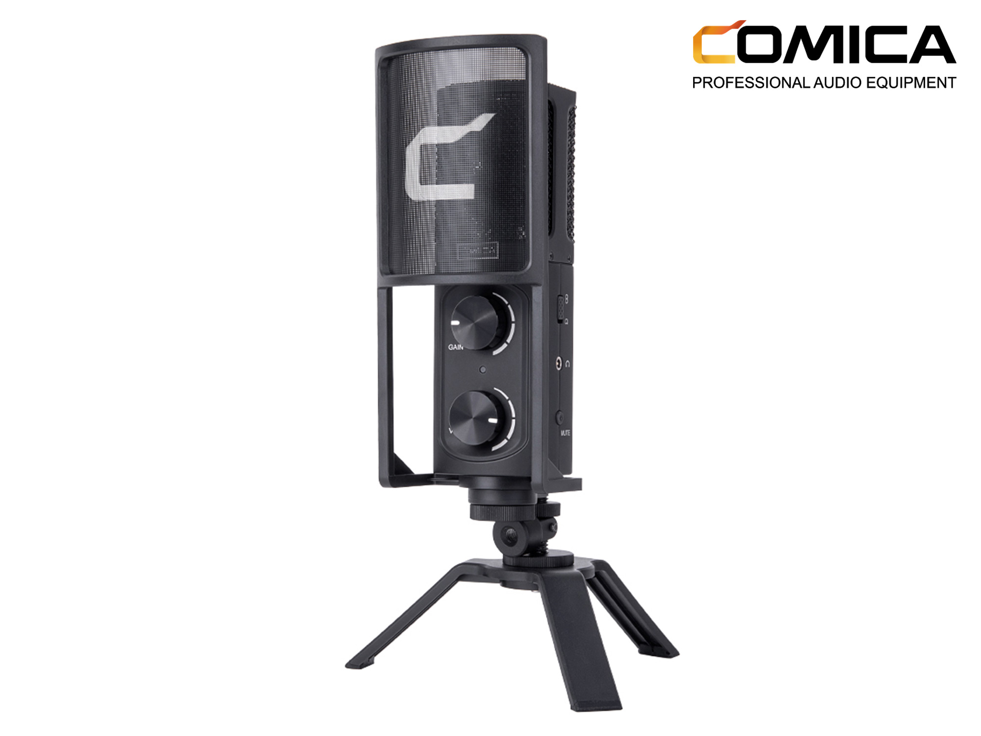 Comica STM-USB USB Mic for Apple, Windows, Android and iOS