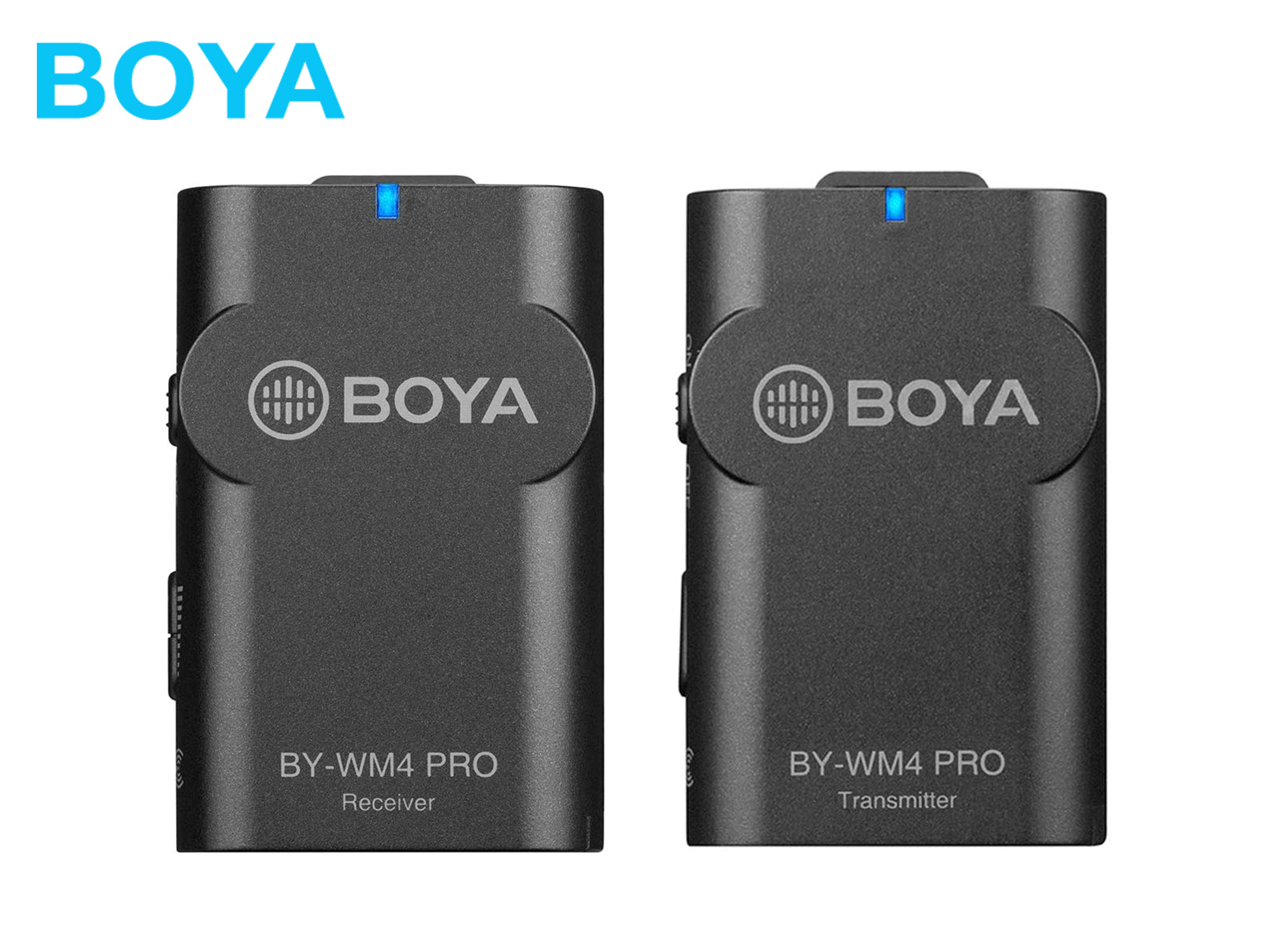 Boya BY-WM4 PRO Dual-Channel Digital Wireless Microphone System