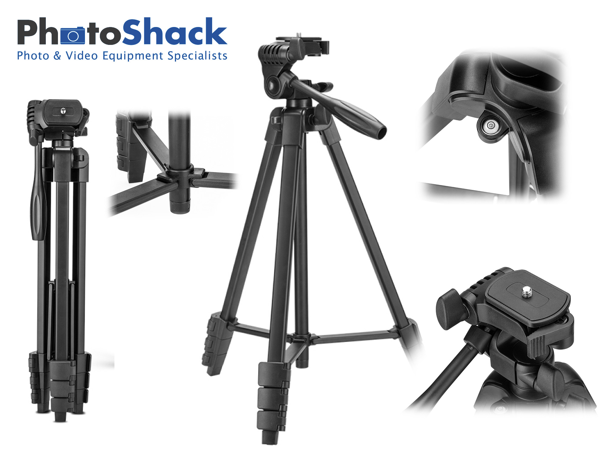 Video & Photo Tripod 1.4m