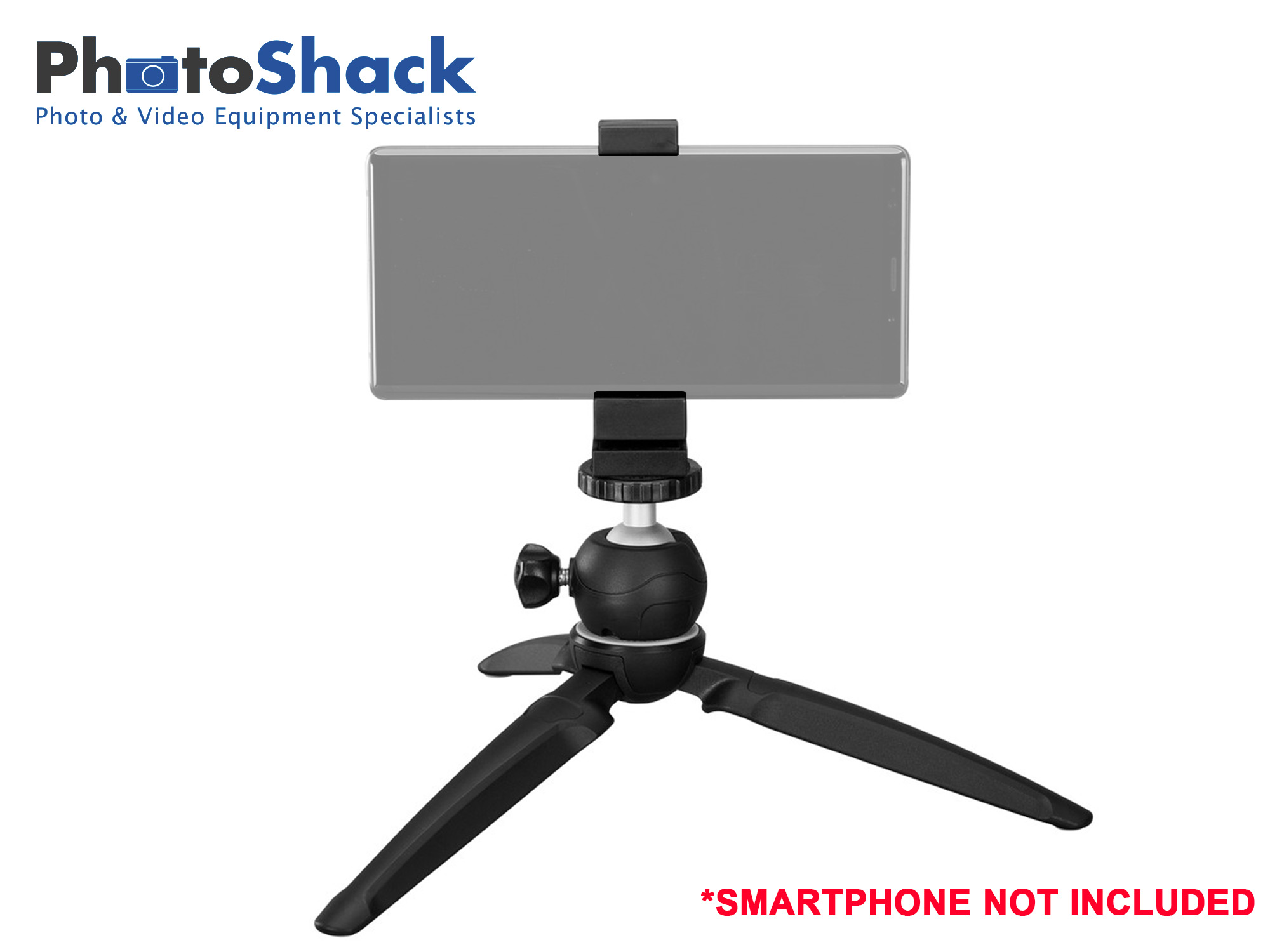 JinBei Mobile tripod for L-10 phone + Mount for smartphone with ball head