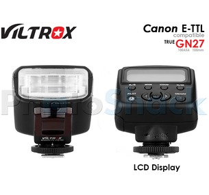 Viltrox JY 610C Speedlite Mini for Canon (E-TTL)