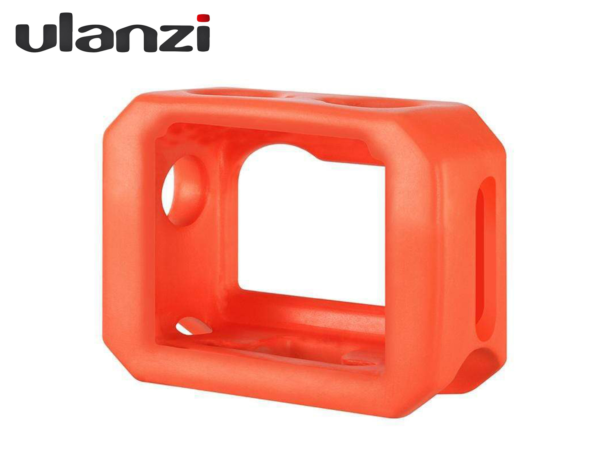 Ulanzi Osmo Action Floaty Housing Protective Case - Orange
