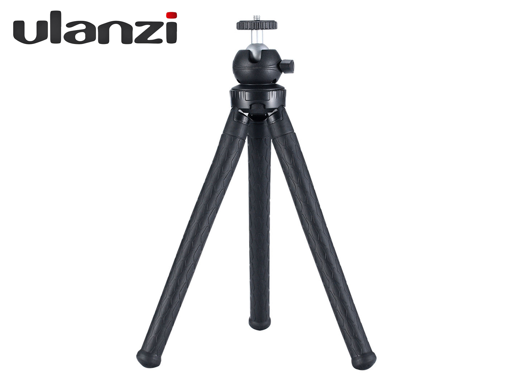 Ulanzi Octopus Flexible Ball Head Tripod
