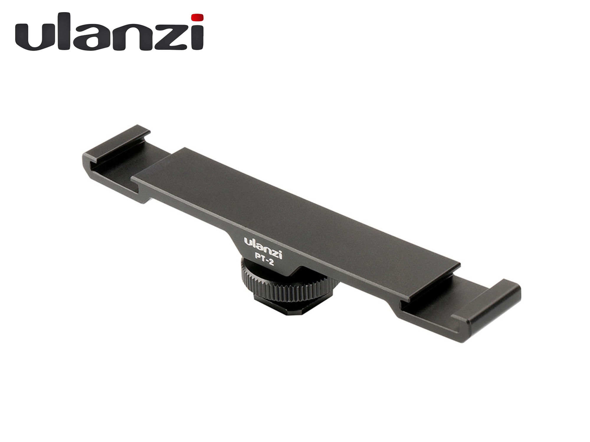 Ulanzi Dual Cold Shoe Mount Plate Wide