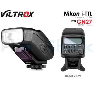 Viltrox JY 610N II Speedlight Mini for Nikon (i-TTL)