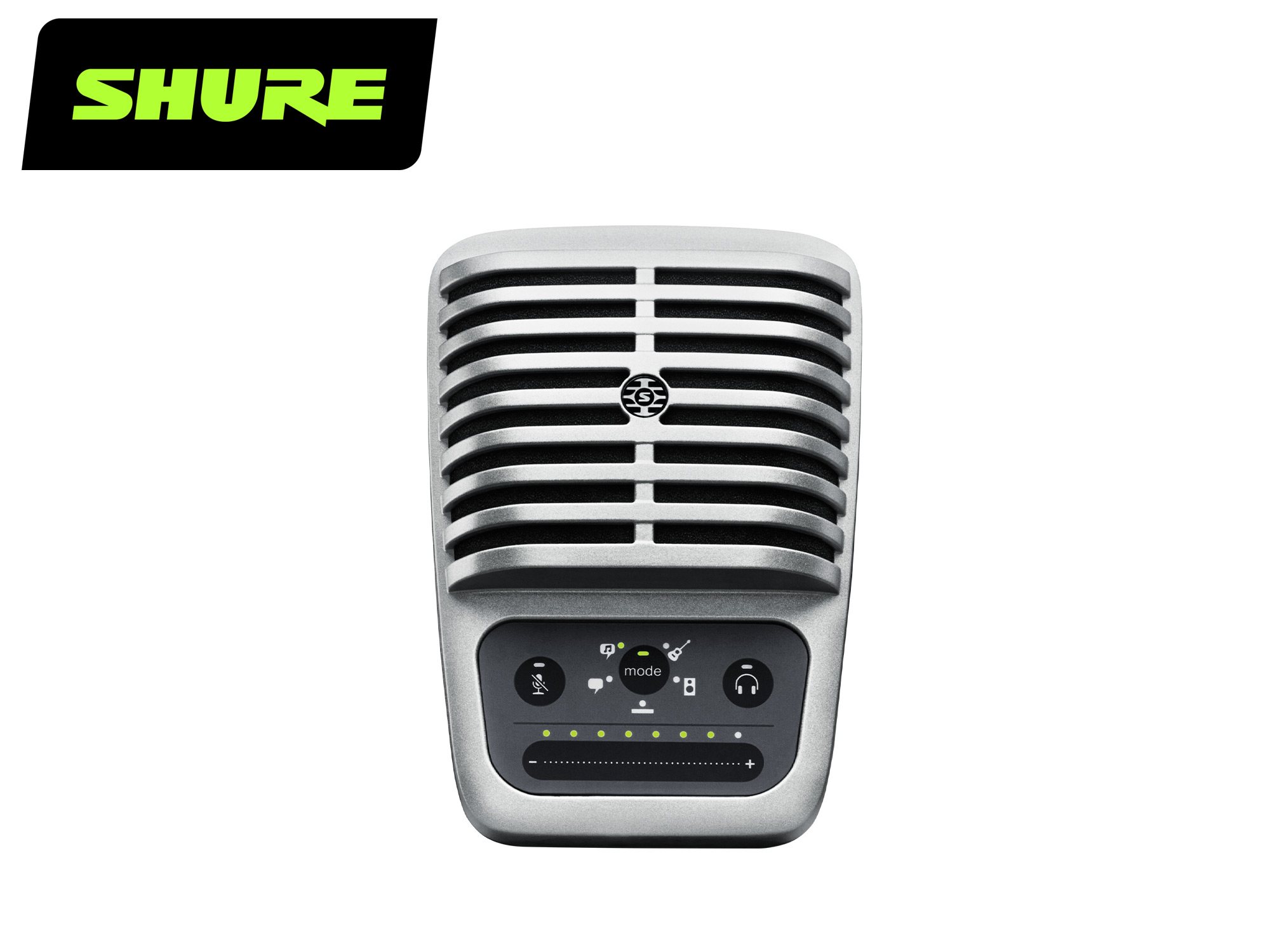 Shure MV51 Digital Large Diaphragm Condenser Microphone