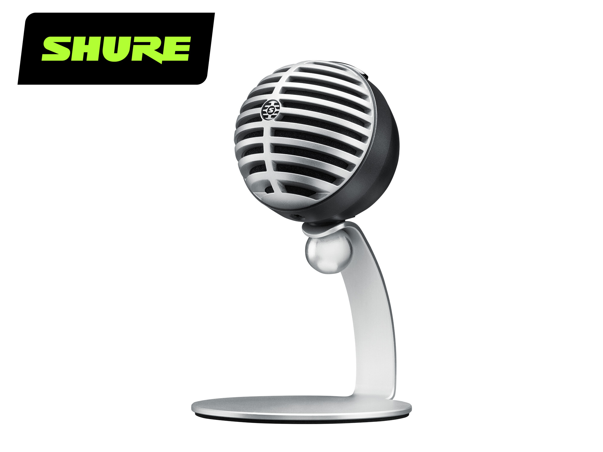 Shure MV5 Home Studio Digital Condenser Microphone