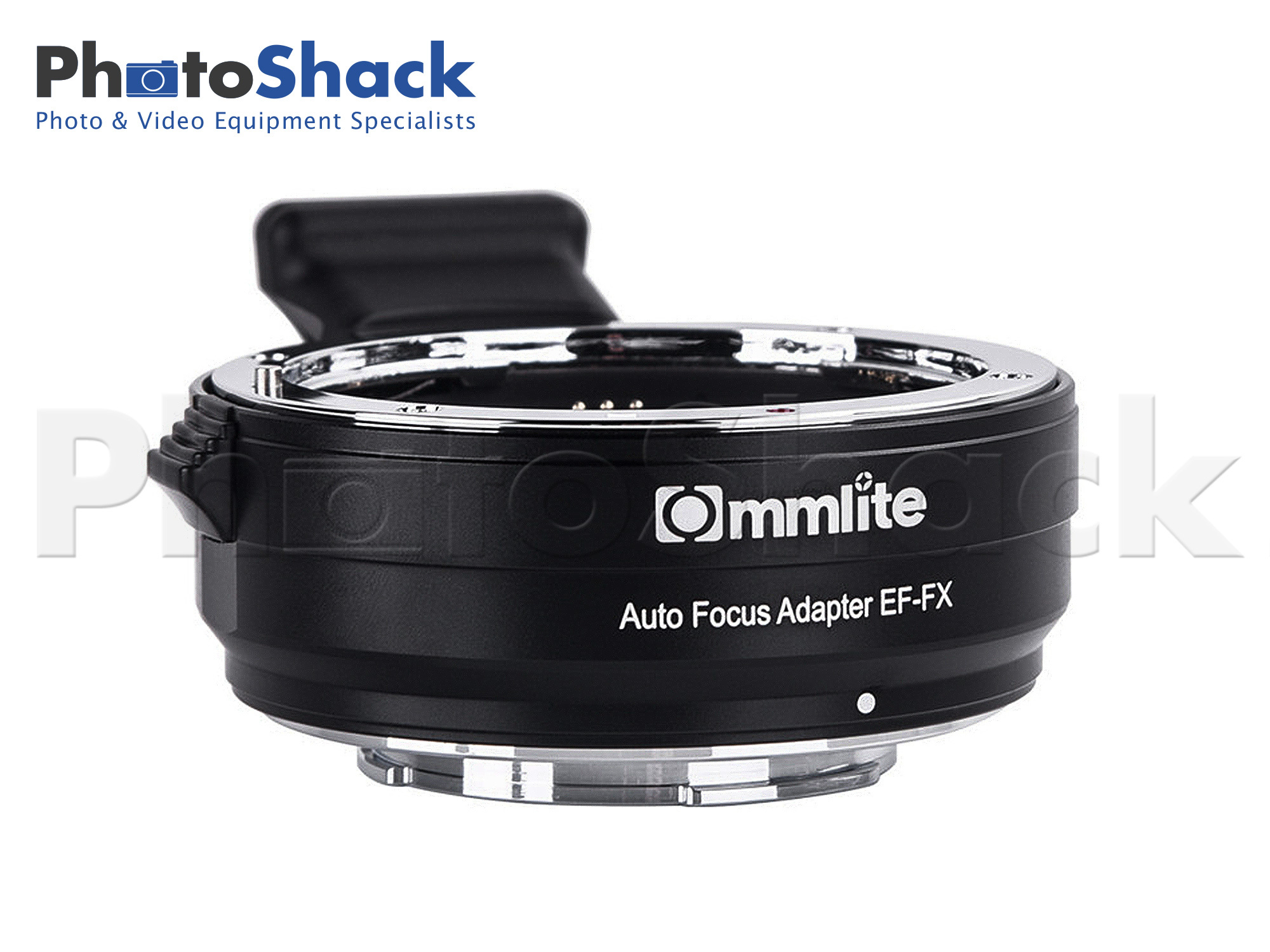 Commlite Electronic Lens mount adapter from Canon EF/EF-S lenses to Fujifilm X