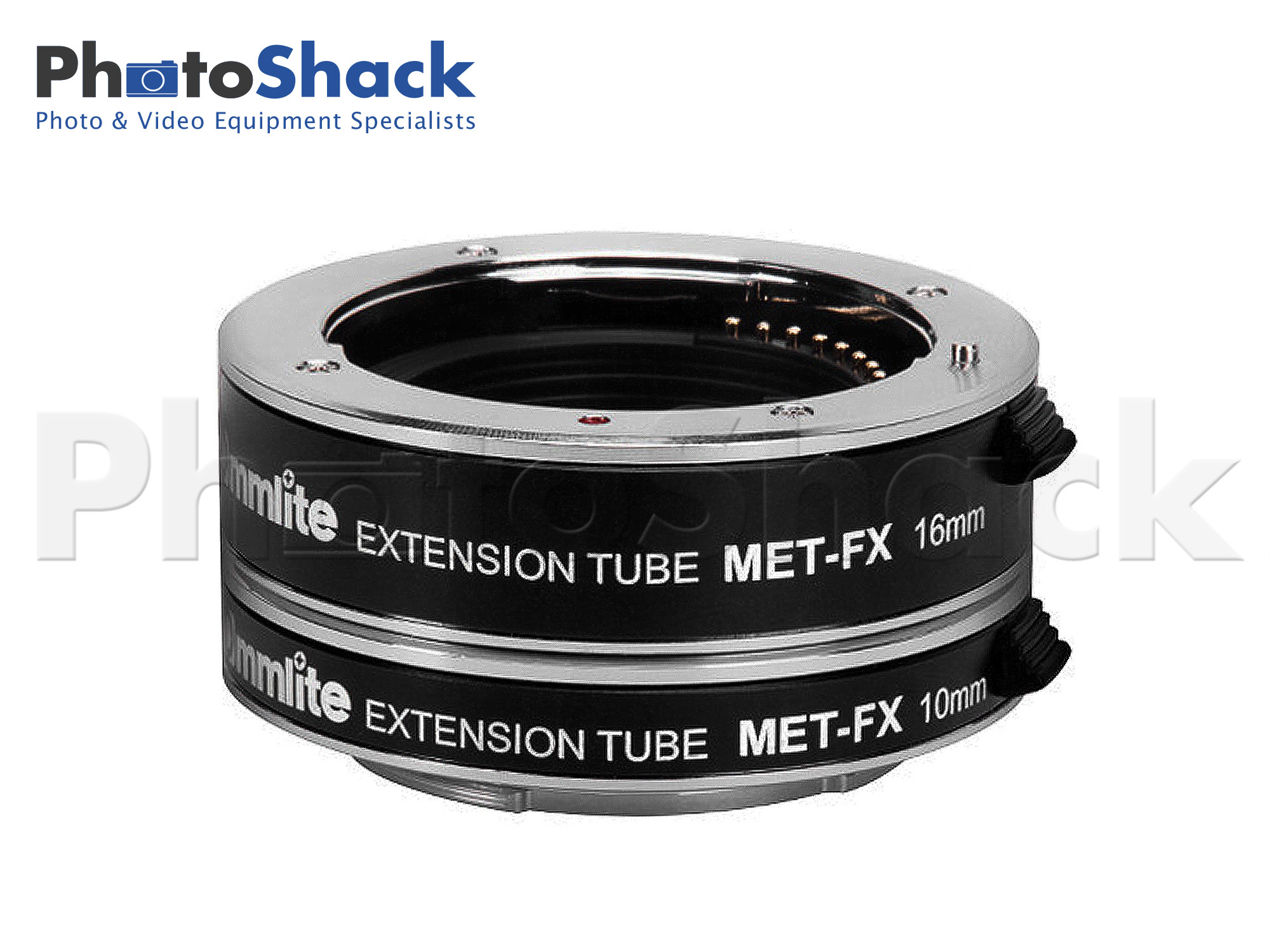 Commlite AF Extension Tube for Fujifilm X-Mount Camera