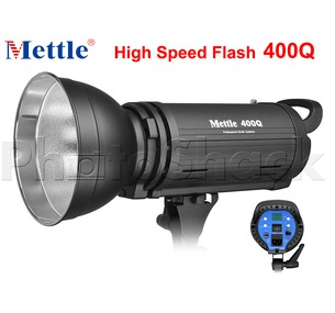 Studio Flash - 400W - High Speed - Mettle 400Q