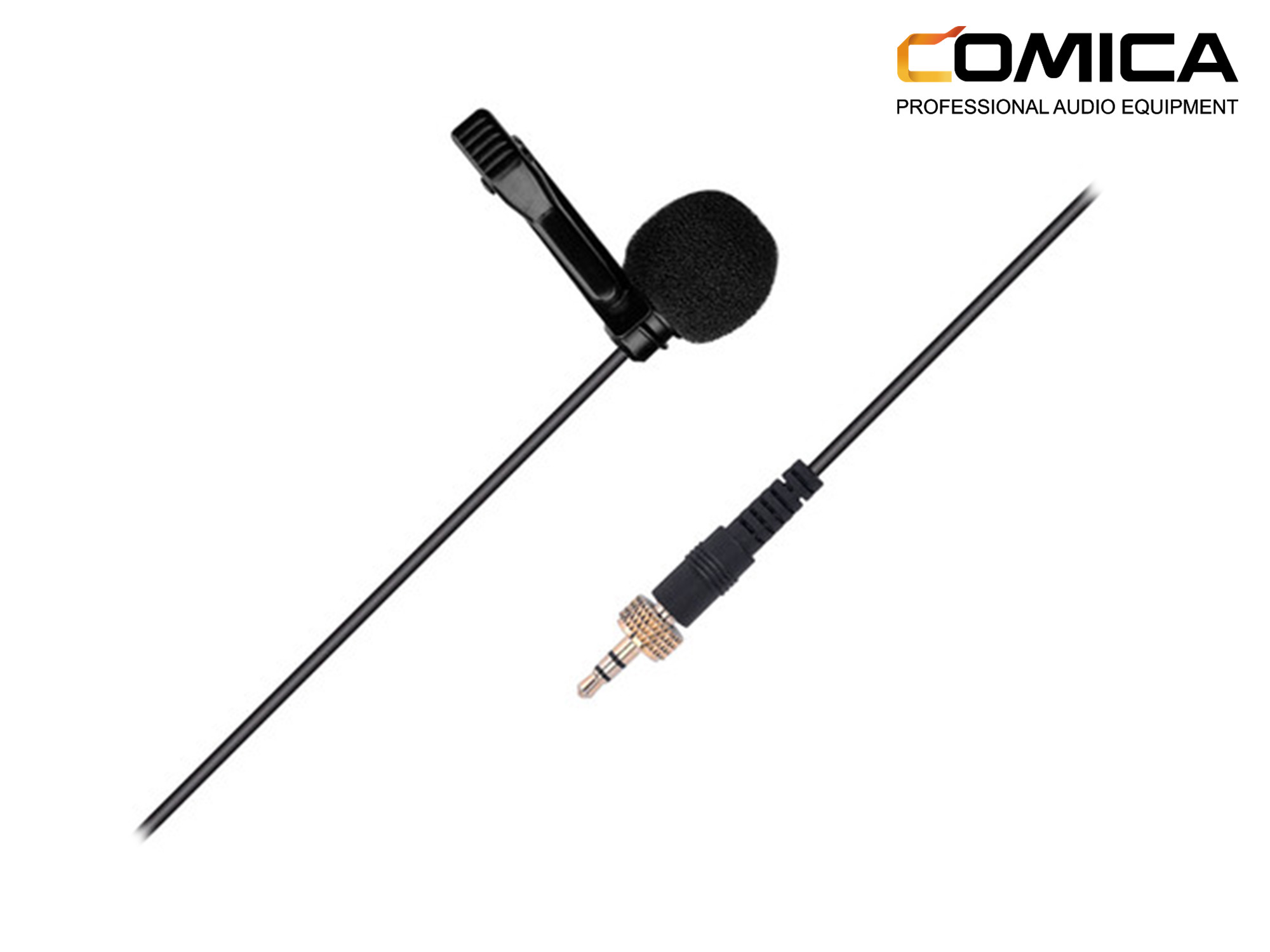 CVM-M-01 Lavalier Mic for Comica Wireless System