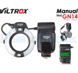 Viltrox Macro Ring Flash JY-670 Gen 2