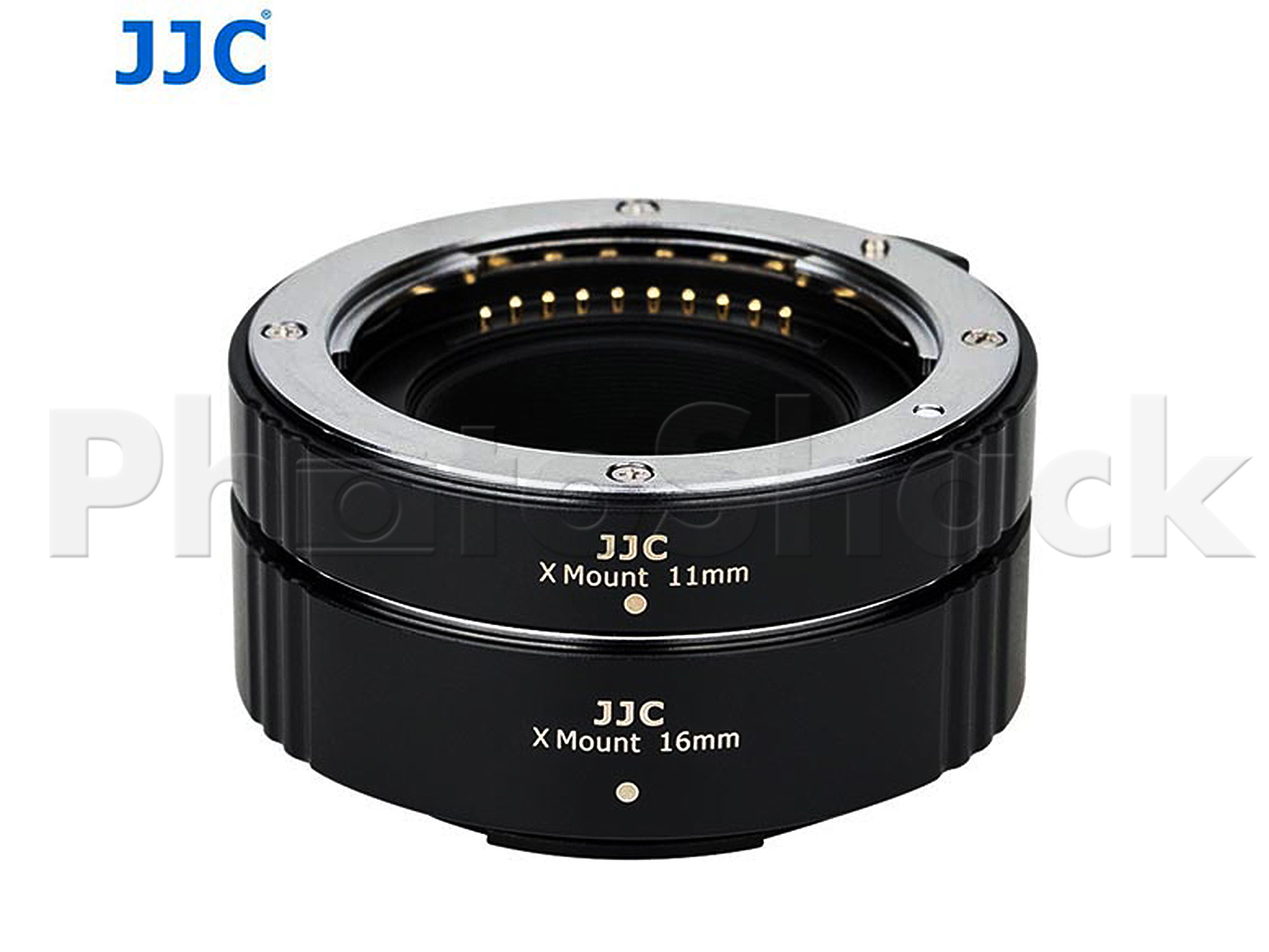 JJC Automatic Extension Tubes for Fuji X Mount