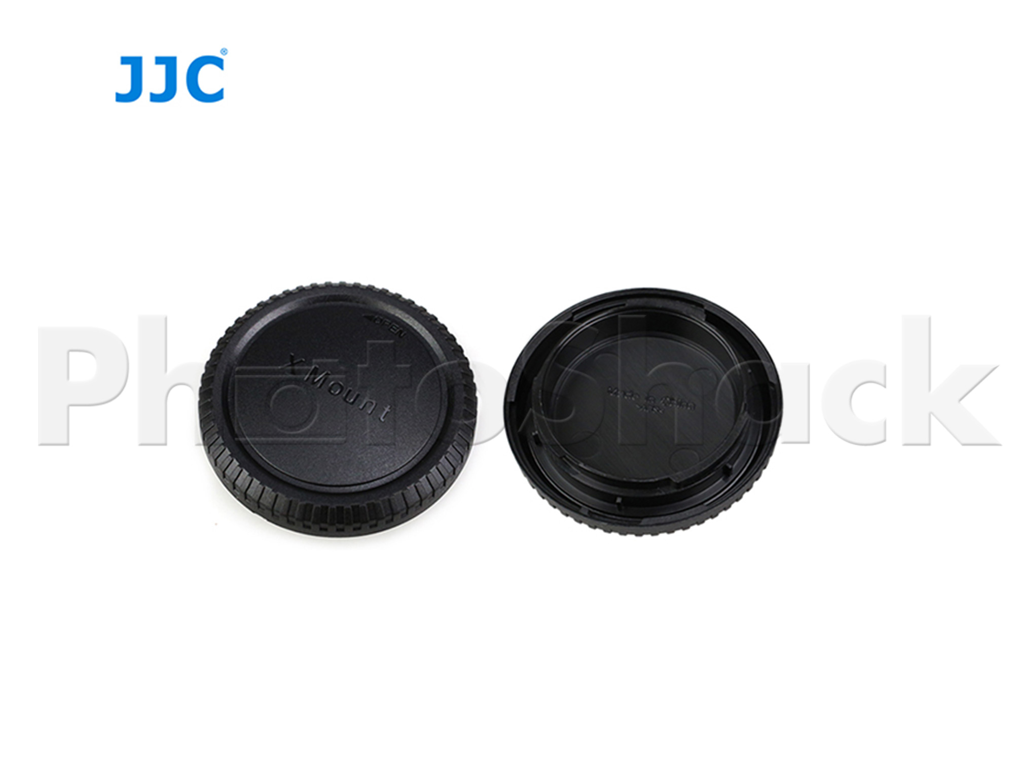 Body & Rear Lens Cap for Fuji X Mount