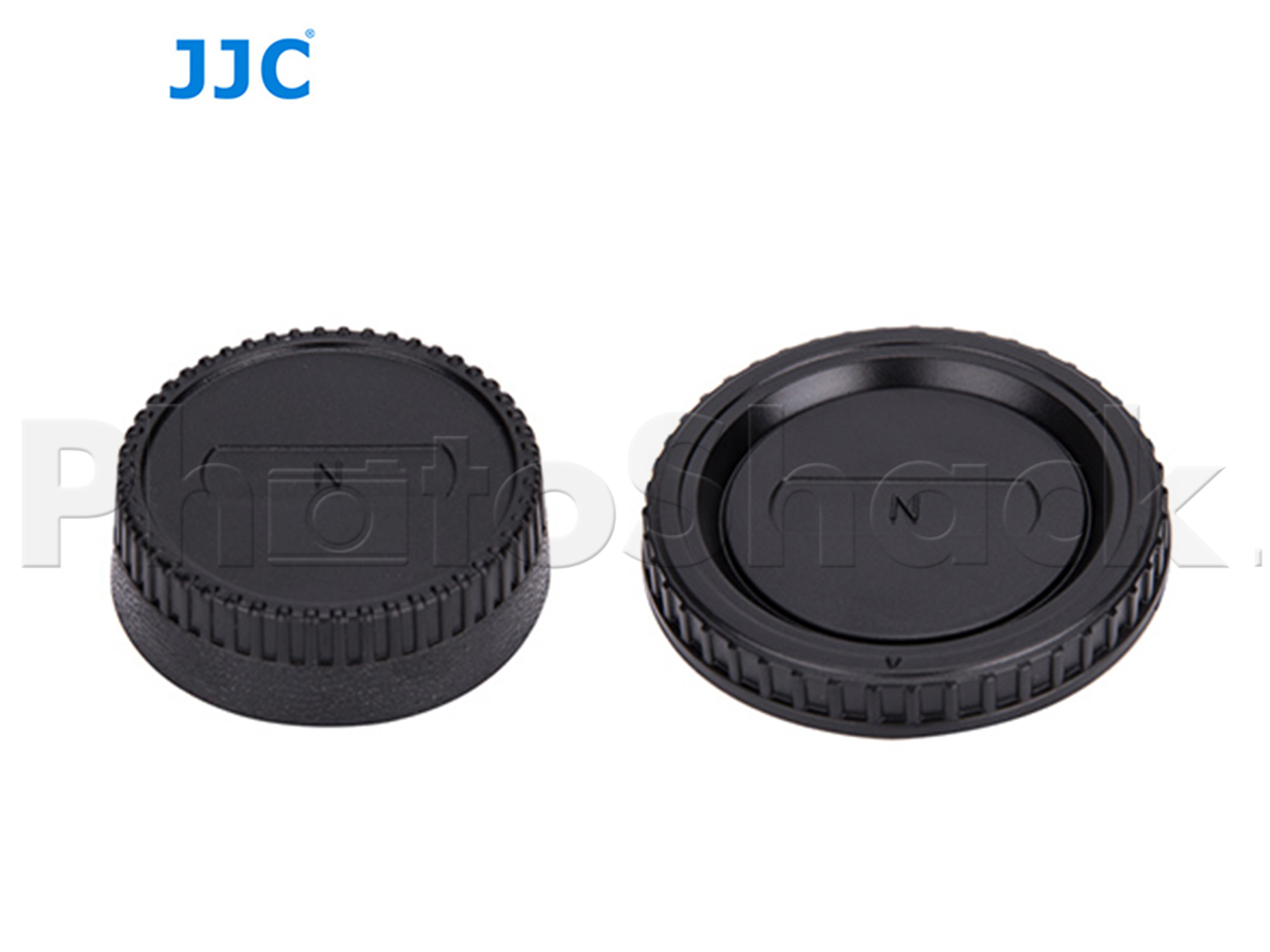 Body & Rear Lens Cap for Nikon F Mount