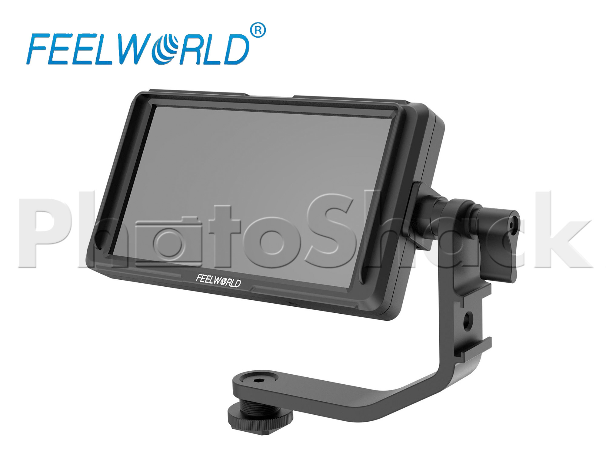"5"" Lightweight On-Camera Monitor - FeelWorld"