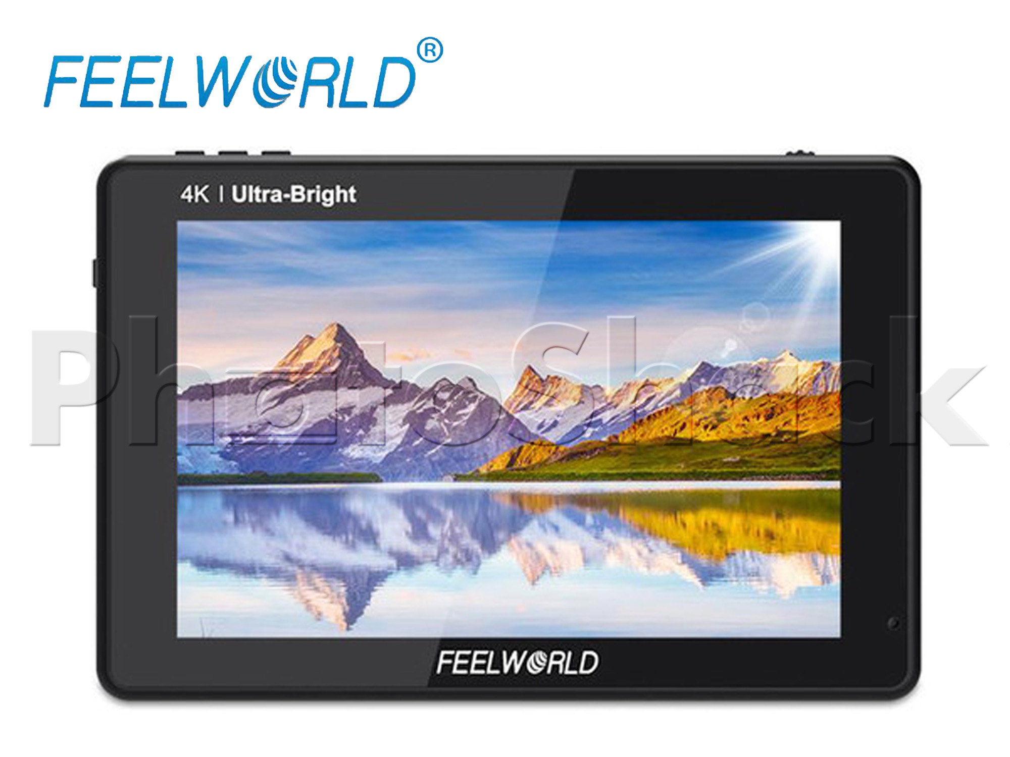"7"" Ultra-Bright On-Camera Monitor - FeelWorld"