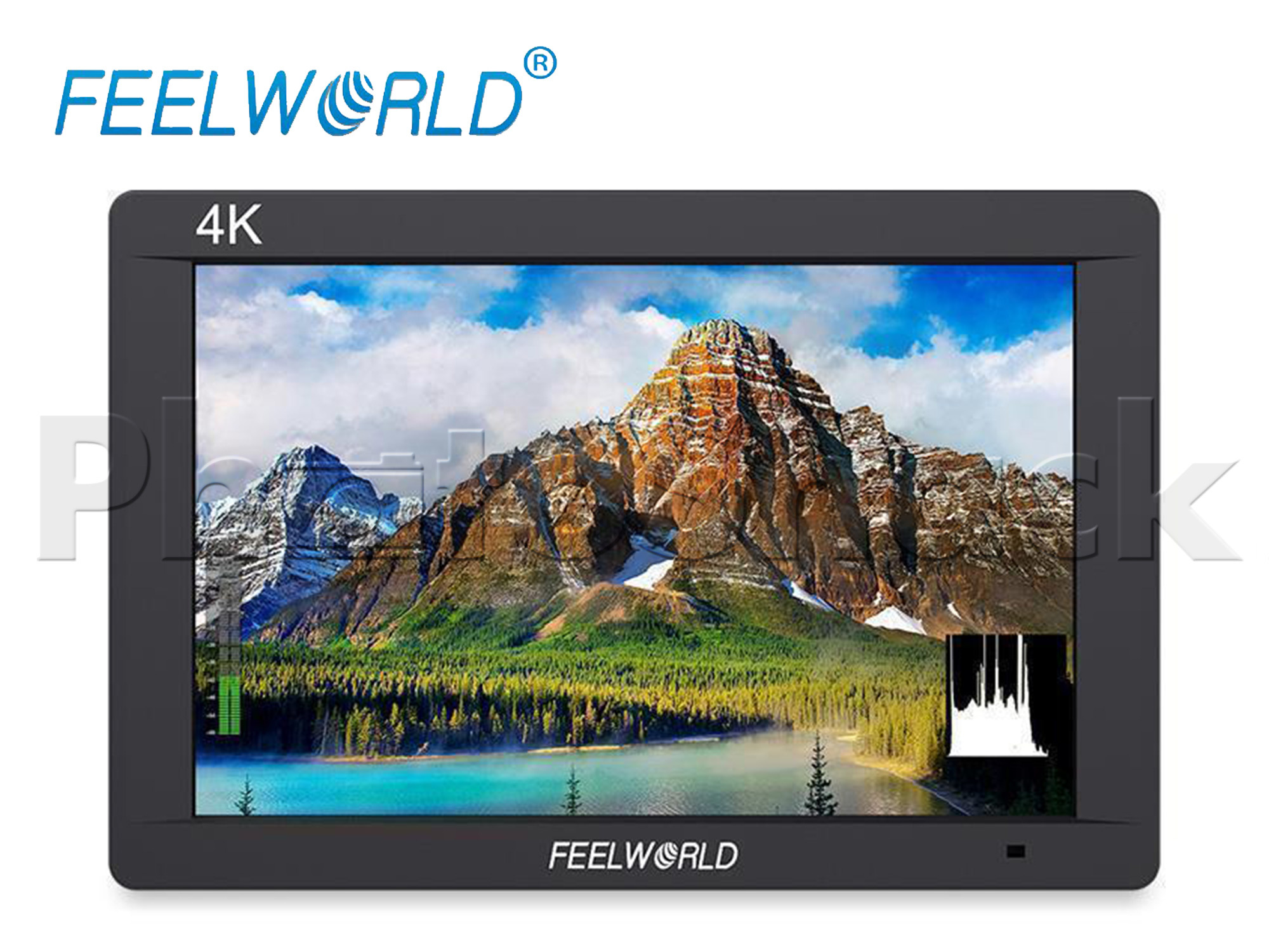"7"" 4K HDMI Lightweight, Ultra-Thin Field Monitor - FeelWorld"
