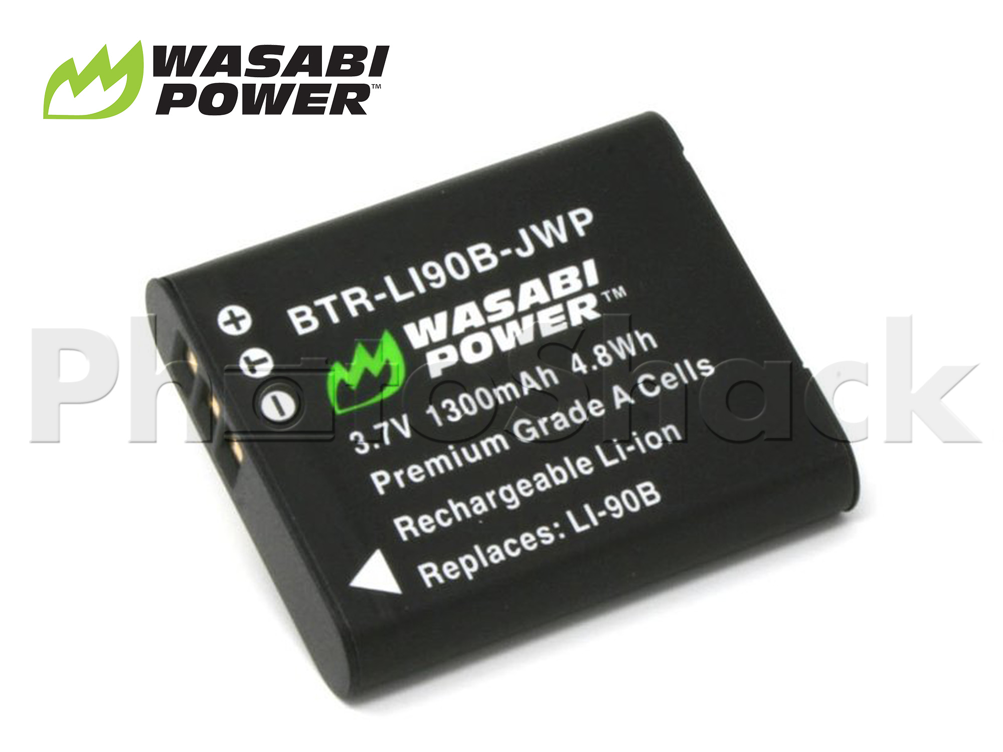 LI-90B Battery for Olympus - Wasabi Power