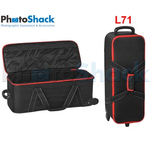 Pro Lighting Kit Rolling Bag - Small L71