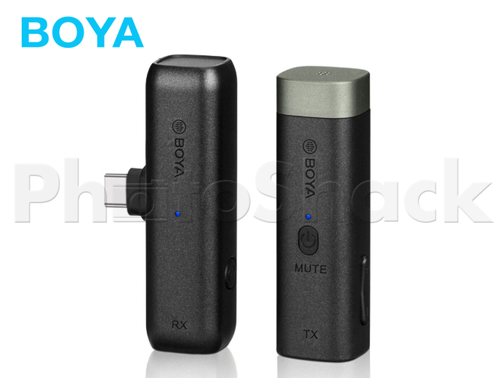 BOYA BY-WM3U Digital True-Wireless Microphone System for Android Devices