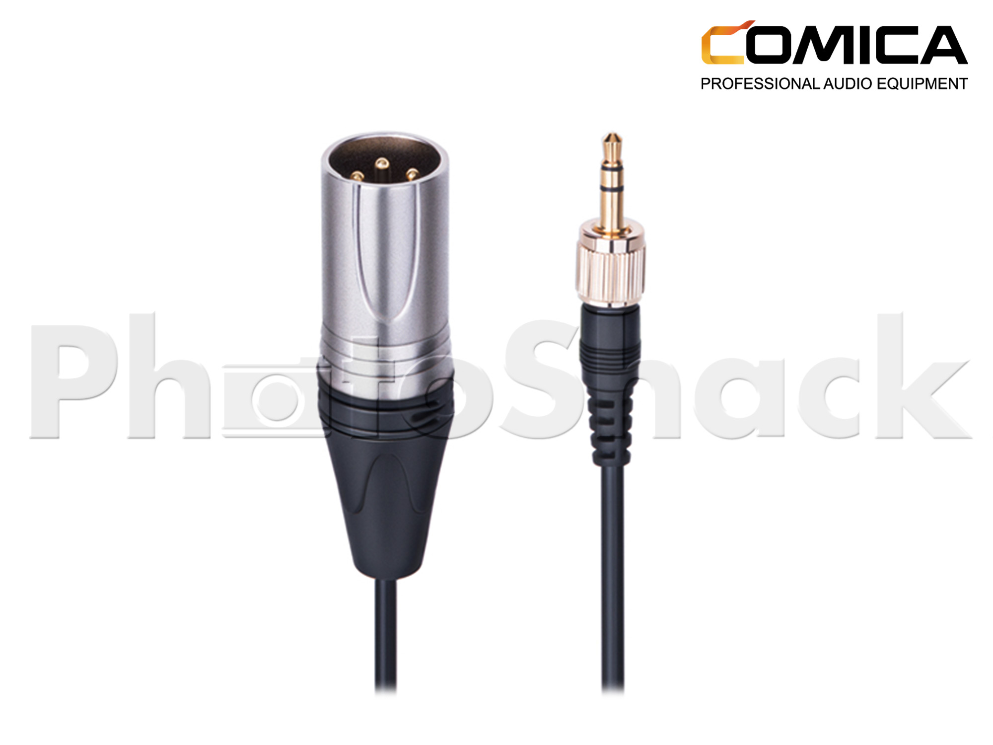 Comica Lock Plate TRS Male to XLR Output Cable