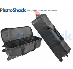 Large Lighting Kit Hard Case with wheels