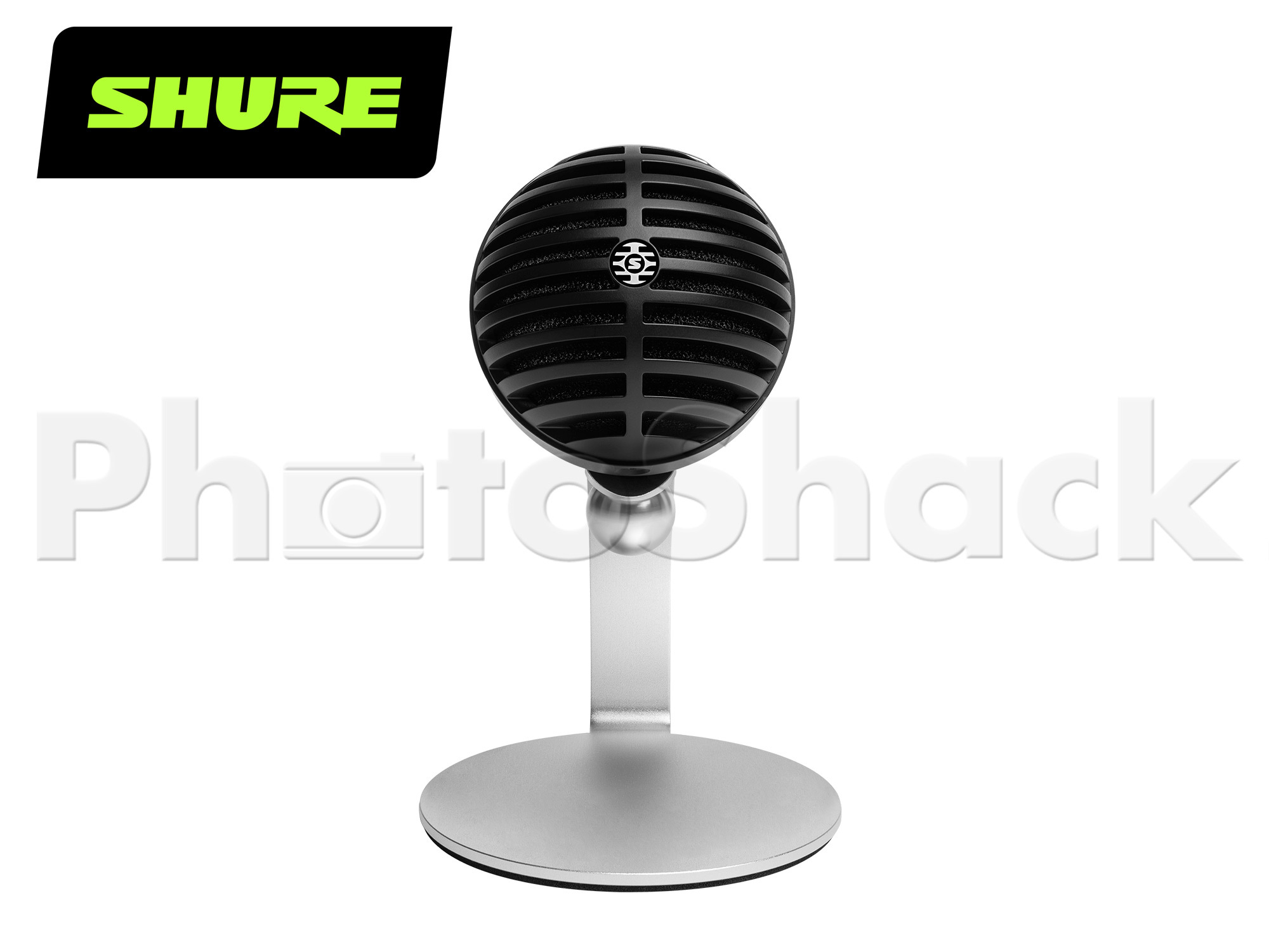 Shure MV5C USB Microphone for Desktop and Laptop