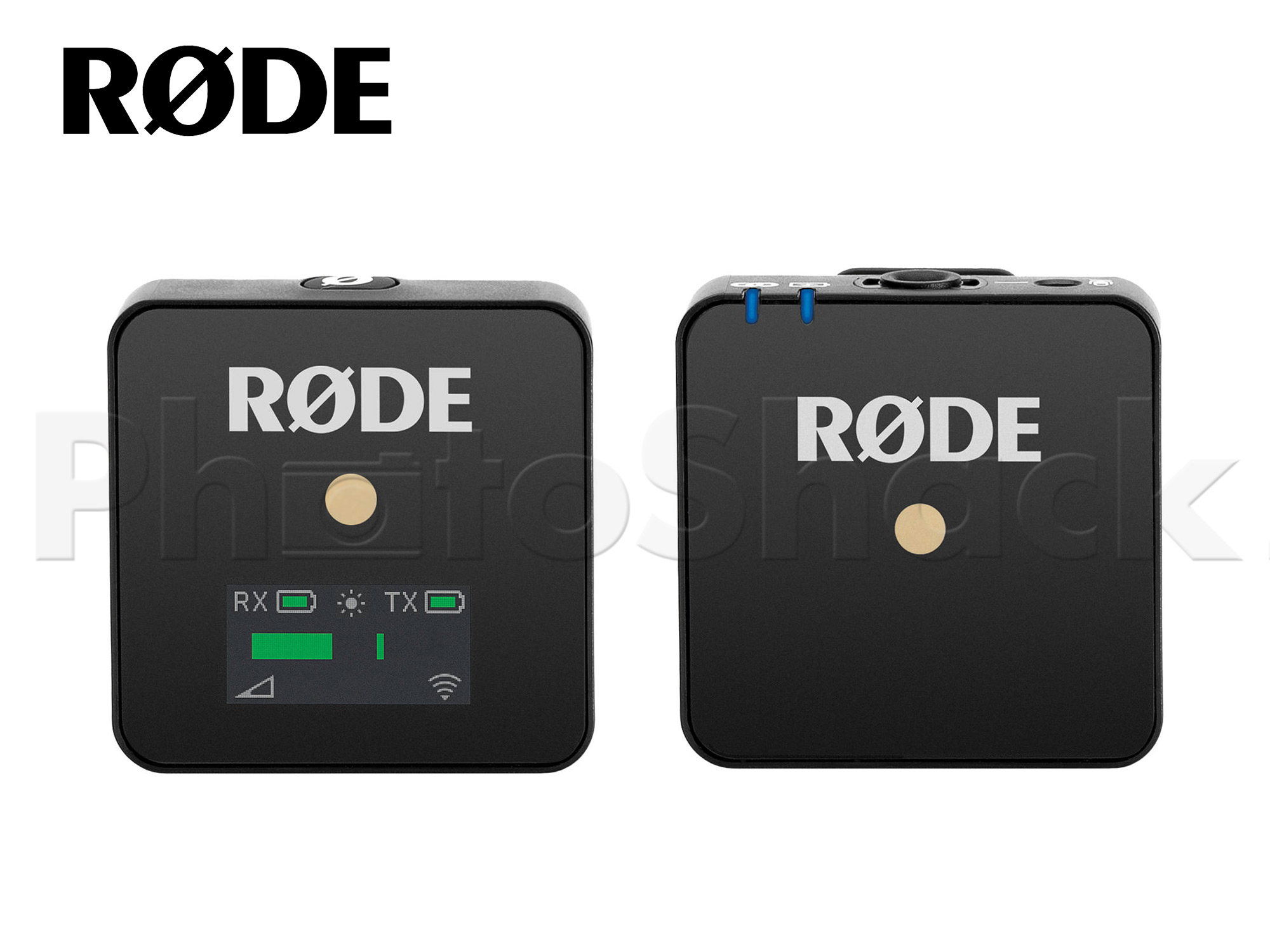 Rode Wireless GO Compact Wireless Microphone System (with Free SC7)