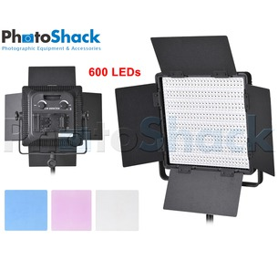 600 LED Studio Light - Bi-colour
