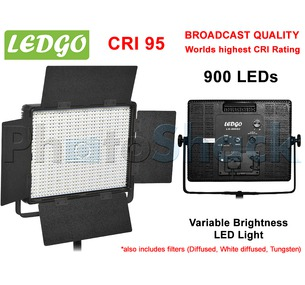 LEDGo 900 LED Studio Light - 900SC
