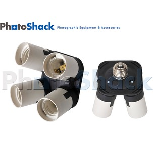 4 in 1 Socket Converter