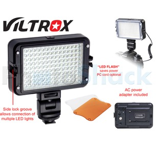 Viltrox 126 Bi-Colour LED Video Light