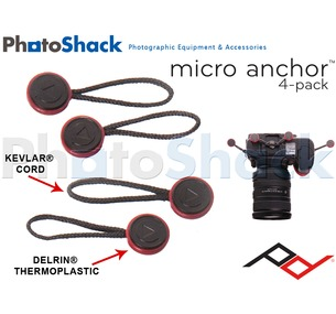Peak Design Micro Anchor 4-Pack