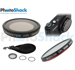 Polarizing CPL MagFilter 36mm