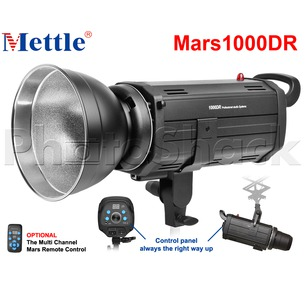 Studio Flash - 1000W - Mettle Mars 1000DR