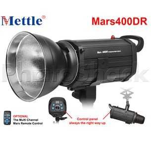Studio Flash - 400W - Mettle Mars 400DR