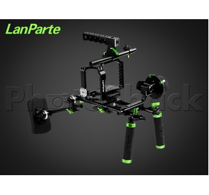 Lanparte Mirrorless Camera Pro Kit for Panasonic GH4 & Sony A7 Cameras