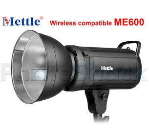 Studio Flash - 600W - Mettle ME600
