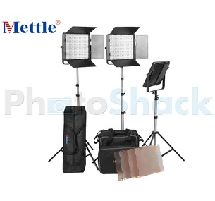 650 LED x 3 light Kit - Wireless MT-3650