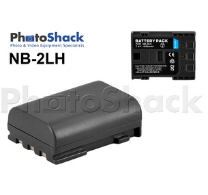 NB-2LH Camera Battery for Canon