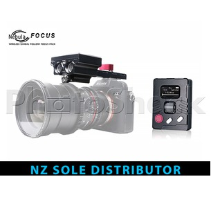 Nebula Focus For Gyro Stabilizer And Solo Shooters
