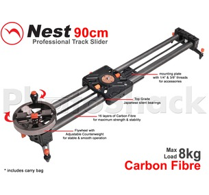 Video FlyWheel Slider - Nest NS-90