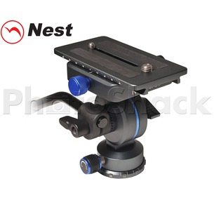 NT335AH Tripod - Nest Fluid Panning Video Head NT335AH