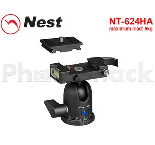Tripod - Nest Ball Head 6kg Load (with QR plate)