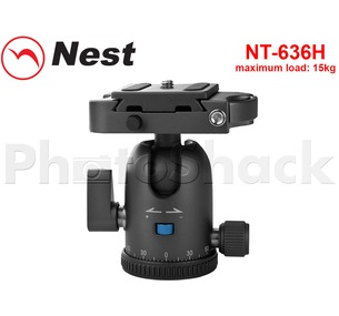 Tripod - Nest Ball Head 15kg Load (with QR plate)