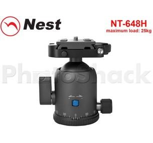 Tripod - Nest Ball Head 20kg Load (with QR plate)
